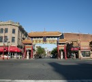 Victoria China Town, Oldest in Canada